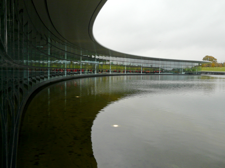 Mclaren Tecnology Centre