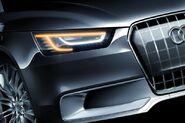 Audi A1 Sportback Concept 1