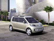 VW up blue concept 001
