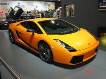Lamborghini ex