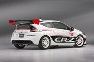 2010 SEMA 020 CR Z Racer