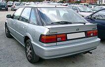 220px-Honda Concerto rear 20071017