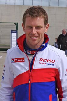 2014 Anthony Davidson was the points winner