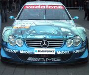 DTM Mercedes AMG