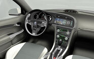 2003 fms 03-2004 saab 9 3 sport hatch concept-dashboard view