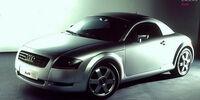 Audi TT Coupe Concept