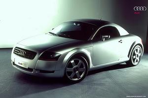 Audi TT Coupe Concept Study 1056small