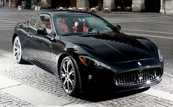 Maserati GranTurismo S 0