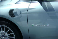 Ford Focus Electric WAS 2011 878