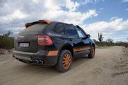 Porsche Cayenne S Transsyberia 2007 rally challenge 4