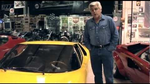 1967 Lamborghini Miura P400 - Jay Leno's Garage