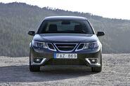 Saab front