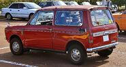 1970 Honda LN III 360 rear