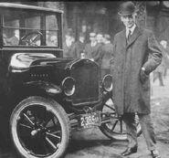 Ford model t henry