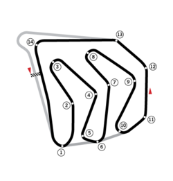 Circuit Caesars Palace