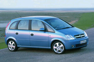 Opel meriva xgfdhx