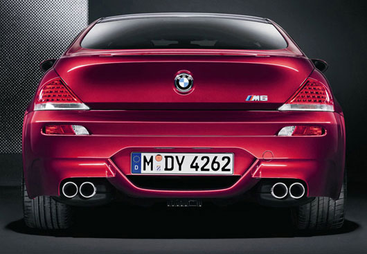 File:Bmw m6 rear1.jpg