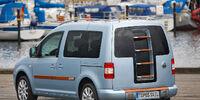 Volkswagen Caddy Topos Sail Concept