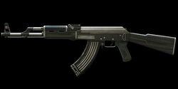 AK-47 Lion CFRP