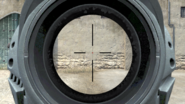 M16A4 Absolute Machine scope