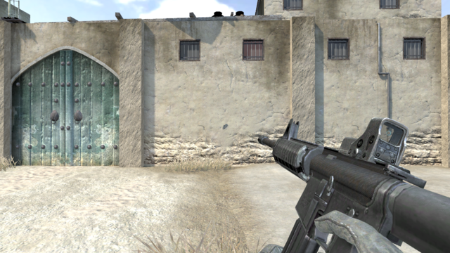 File:M4A1 Carbon reload.png