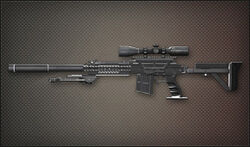 Weapon Sniper IMI99SR