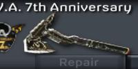 Hatchet A.V.A. 7th Anniversary