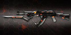 AK-47 Black Snake