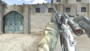 Mosin-Nagant Steel Dragoon bolt action