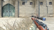 M1903A1 crouch