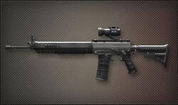 Weapon Assault Rifle SG556