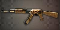 AK-47 Lion
