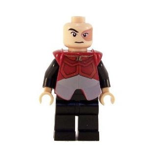 LEGO Zuko minifigure.