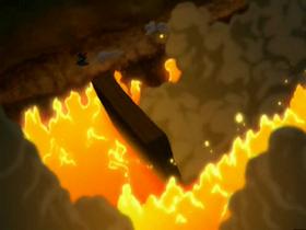 Extinguishing fire