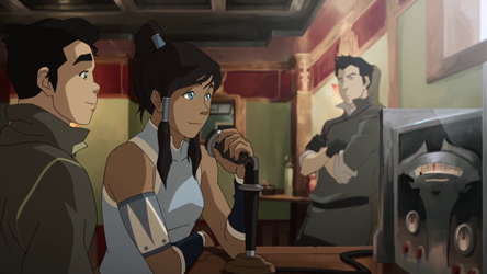 File:Korra and Tenzin radio.png
