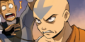 Aang sensing the wolf spirit.png