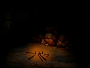 Cave blocked