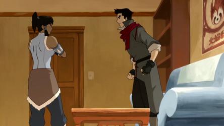File:Korra and Mako argue.png
