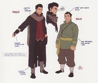 Mako and Bolin concept