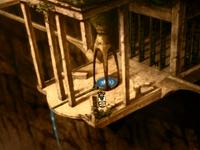 Western Air Temple fountain