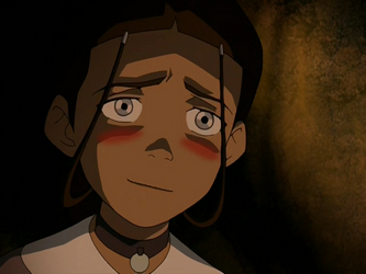 File:Katara blushes.png