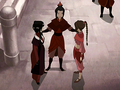 Azula forms her team.png