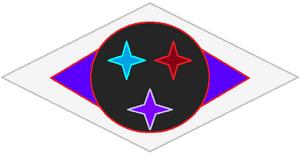 Red Eye Kite symbol