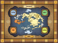 Bobble Battles Map