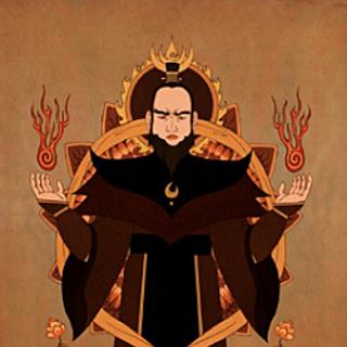 Fire Lord Hoku.