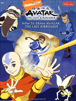 How to Draw Avatar - The Last Airbender cover