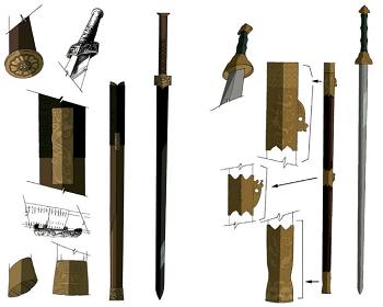 File:Sokka and Piandao's sword concept art.png