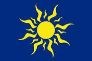 Fanon samsara imperial chokwukai flag