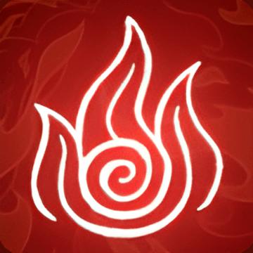 ملف:Firebending emblem.png