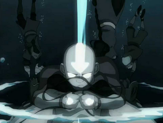 File:Aang creates an air pocket.png